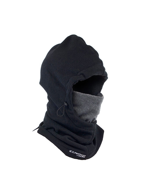 Clam Hoodie Facemask