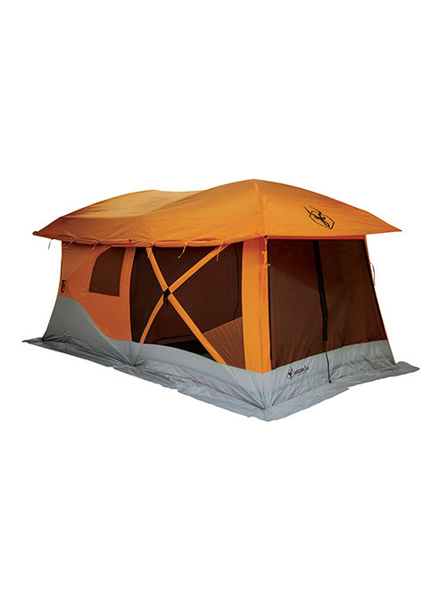 Gazelle Camping Hub Tent 4-8 Person
