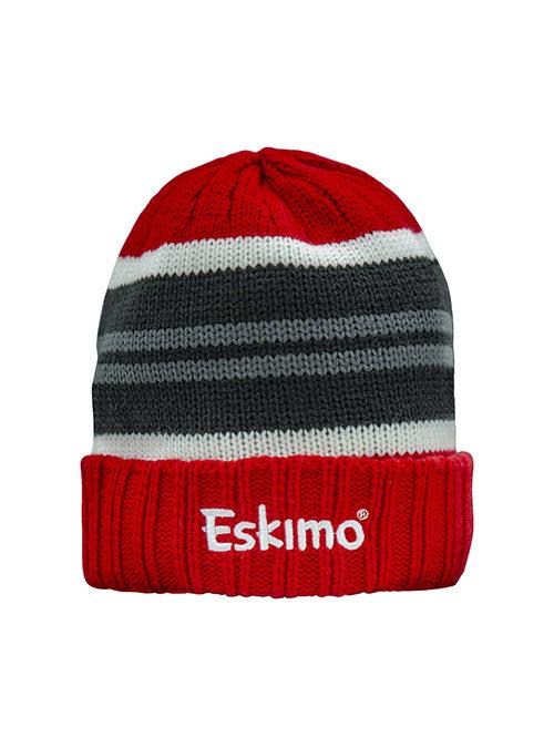 Eskimo Striped Knit Hat