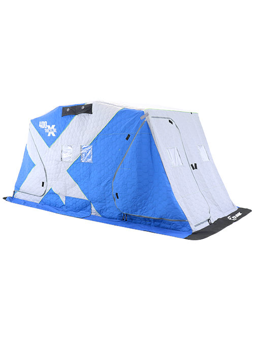 Clam X400 Thermal Ice Shelter