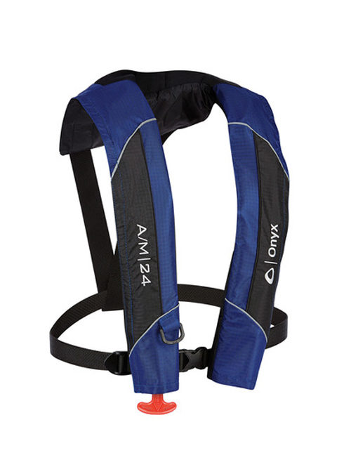 Onyx A/M-24 Automatic/Manual Inflatable Life Jacket