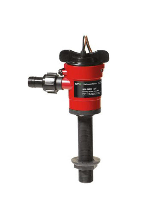 Johnson/Mayfair Cartridge Aerator Pump