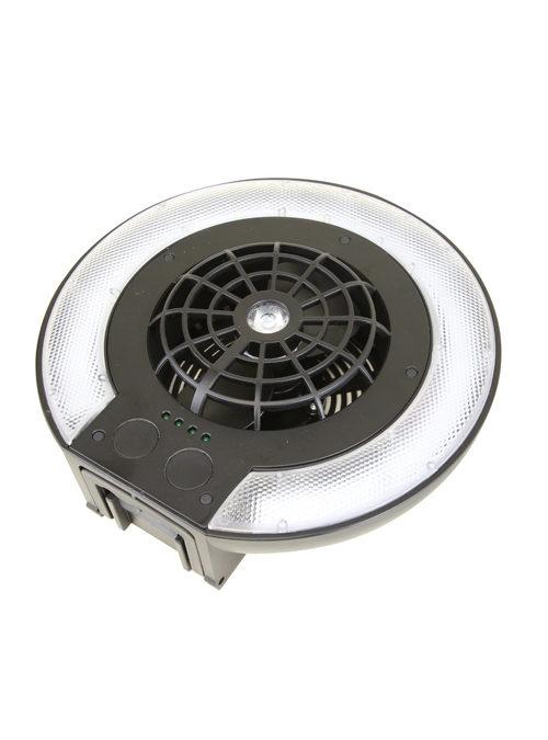 Clam Deluxe Fan Light