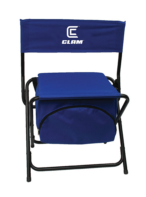 Clam Cooler Chair