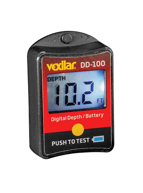 Vexilar Digital Depth & Battery Gauge