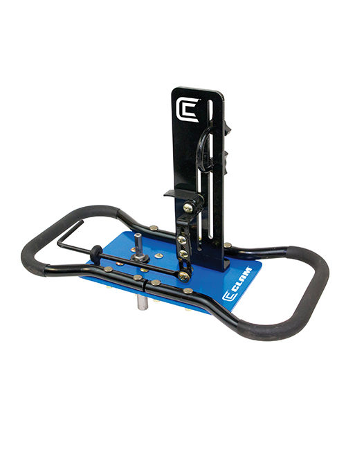 Clam Ice Auger Conversion Kit Drill Plate