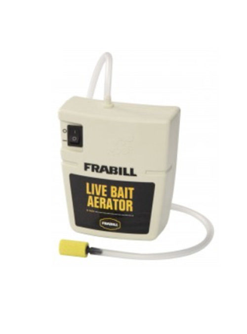Live Bait Containers & Aerators