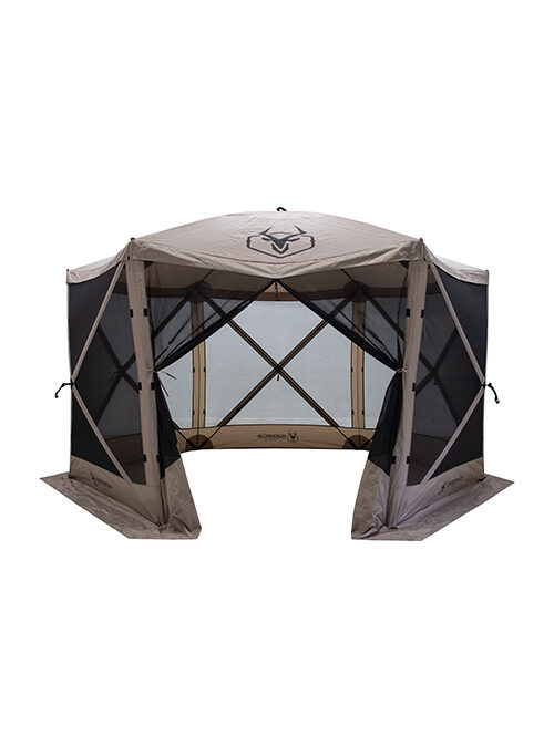 Gazelle 6-Sided Portable Gazebo