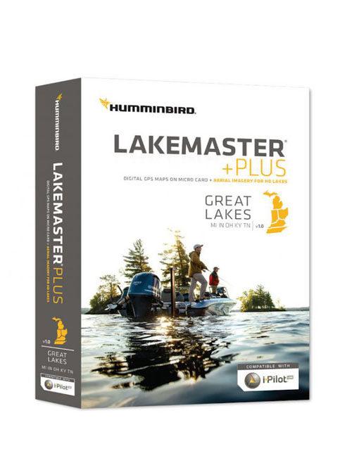 Lakemaster Plus Great Lakes Chip