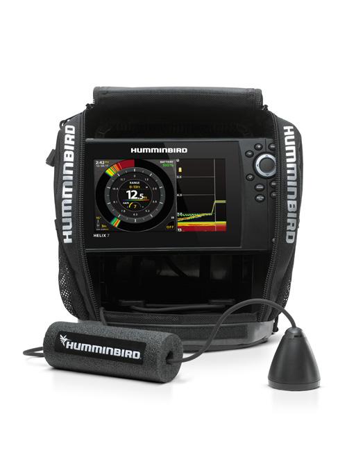 Humminbird Helix ICE 7 CHIRP Sonar GPS G2N All Season