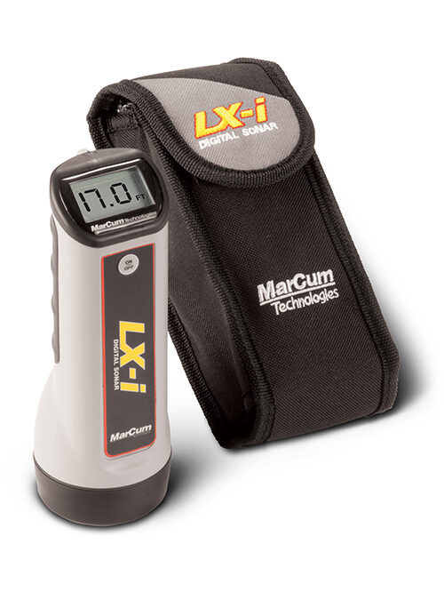 Marcum LX-i Performance Pac Handheld Depthfinder