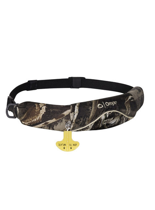 Onyx M-16 Manual Inflatable Belt Pack