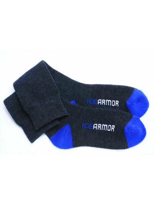 Clam Merino Wool-Blend Socks