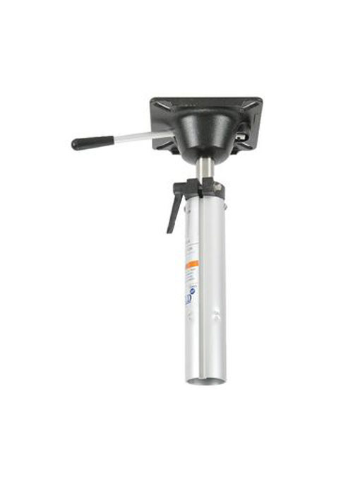 Springfield Plug-In Adjustable Pedestal w/ Seat Mount