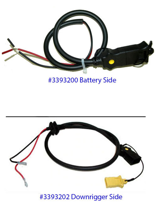 Cannon Downrigger Power Cord