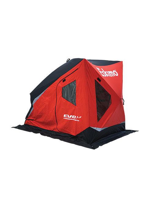Eskimo Ice Shelter/Sled Travel Covers
