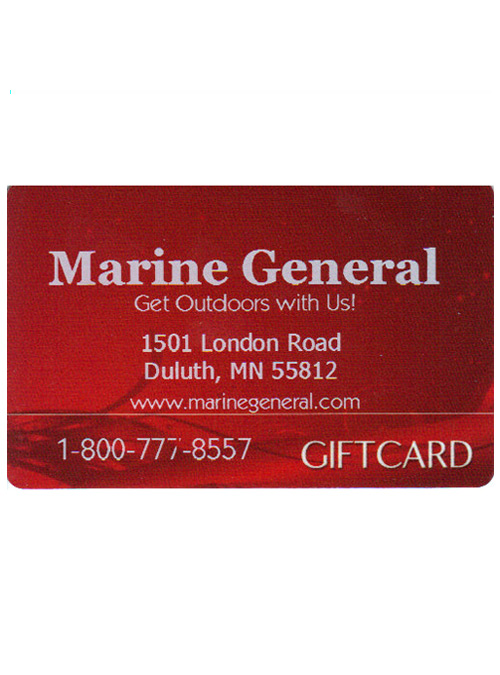 Marine General Gift Card