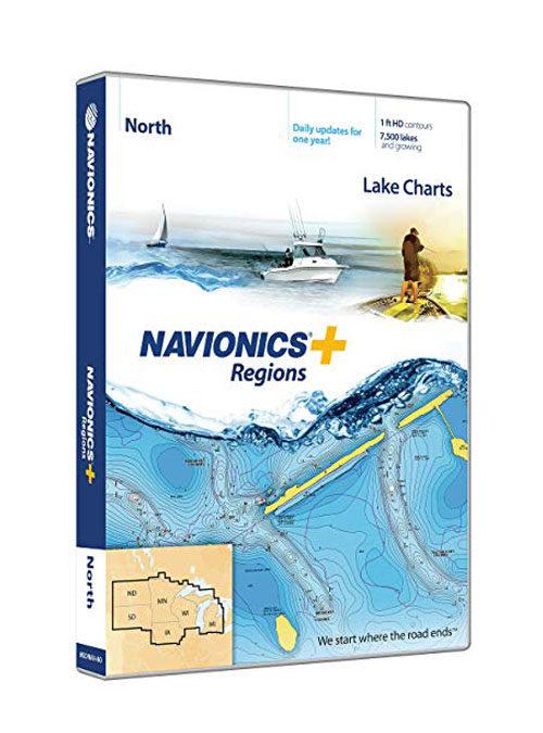 Navionics Regions+