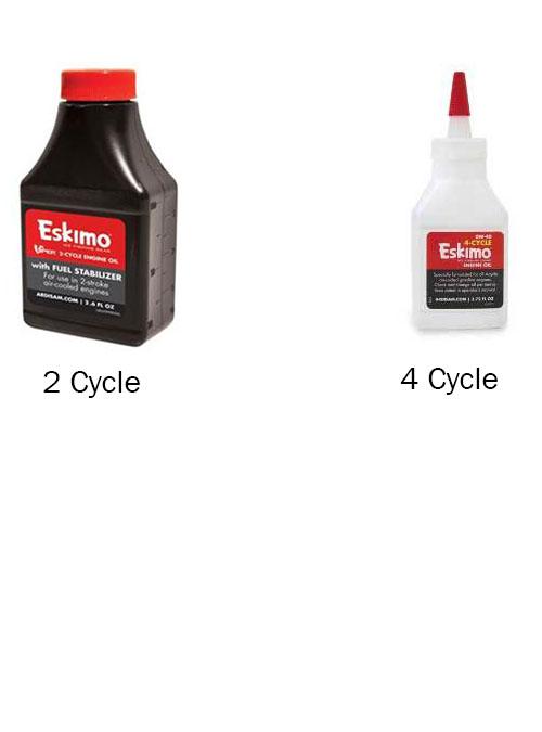 Eskimo Auger Oil