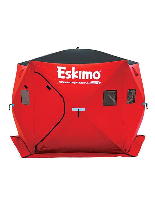 Eskimo QuickFish 5i Pop Up Ice Fishing Shelter