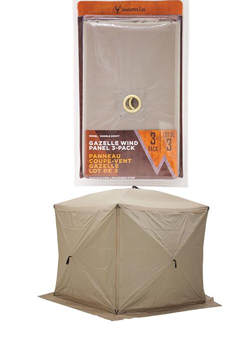 Gazelle Wind Panel 3-Pack