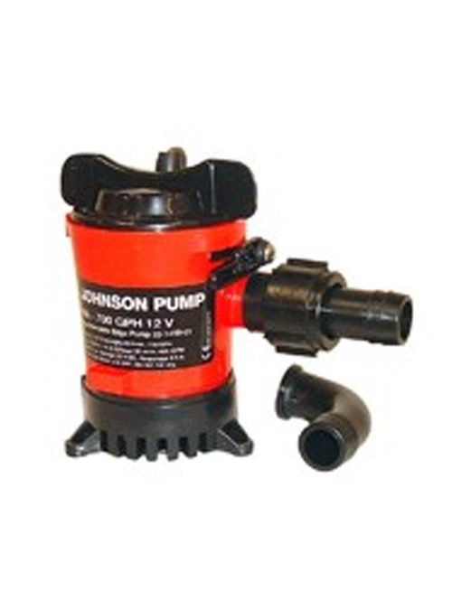 Bilge & Freshwater Pumps
