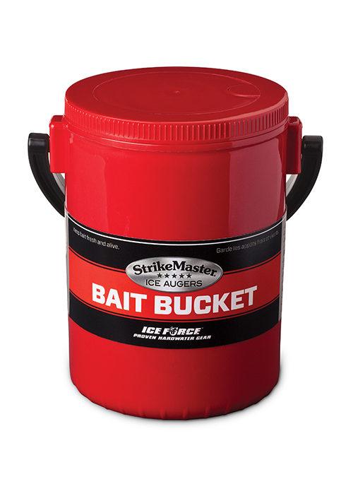 Bait Buckets & Pucks