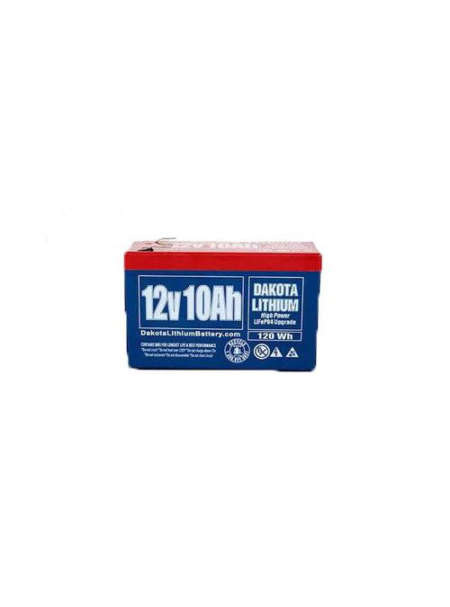 Dakota Lithium 12v 10Ah Battery