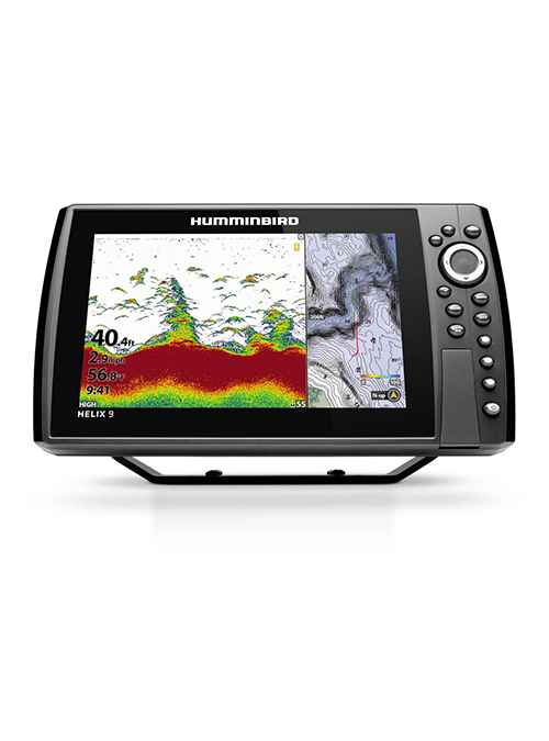 Humminbird Helix 9 Chrip DS GPS G3N