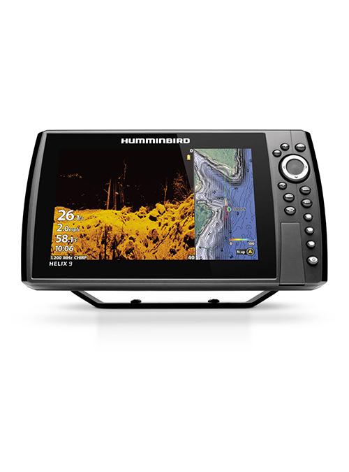 Humminbird Helix 9 Chirp MDI GPS G3N