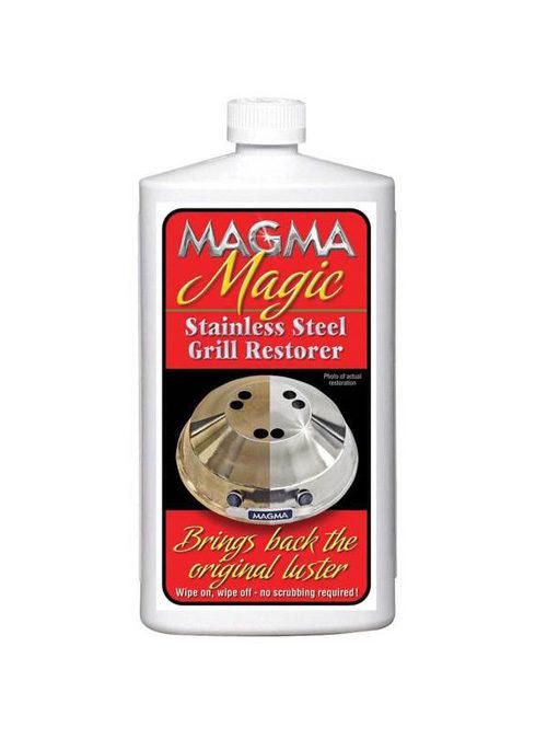 Magma Grill Magic Restorer