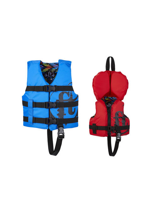 Full Throttle Infant & Child Nylon Water Sports Vest