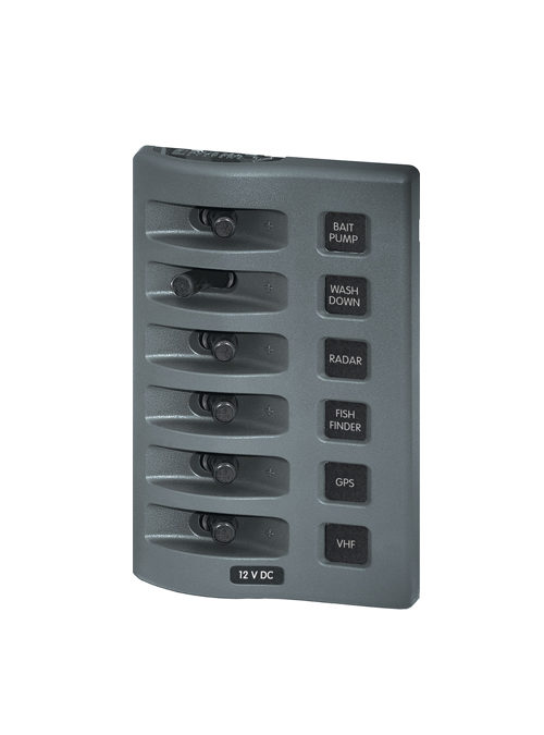 Blue Sea Waterproof Switch Panel