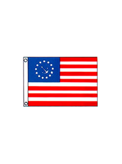 TaylorMade Products US Yacht Ensign Sewn Boat Flag