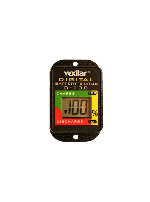 Vexilar Digital Battery Status Gaug