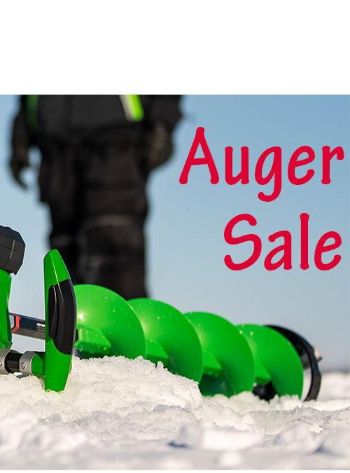 Auger Sale
