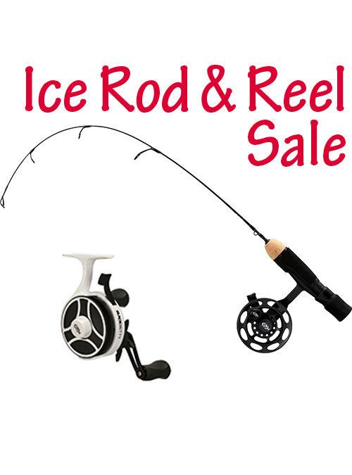 Rod & Reel Sale