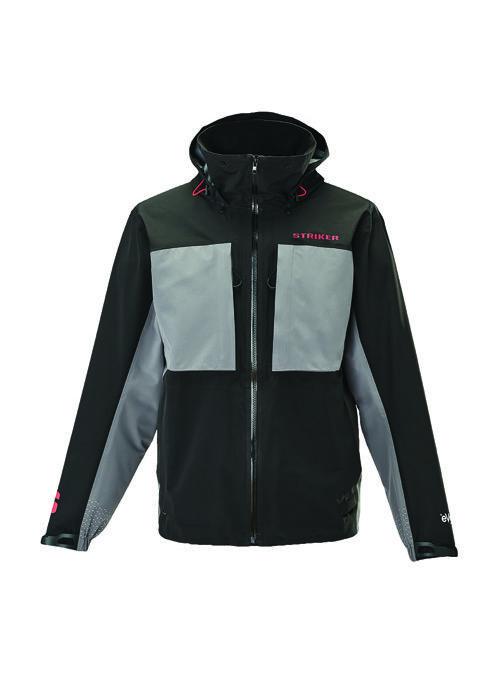 Striker eVolve Rain Jacket Blk/Carbon