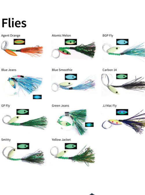 Moonshine Lures Trolling Fly
