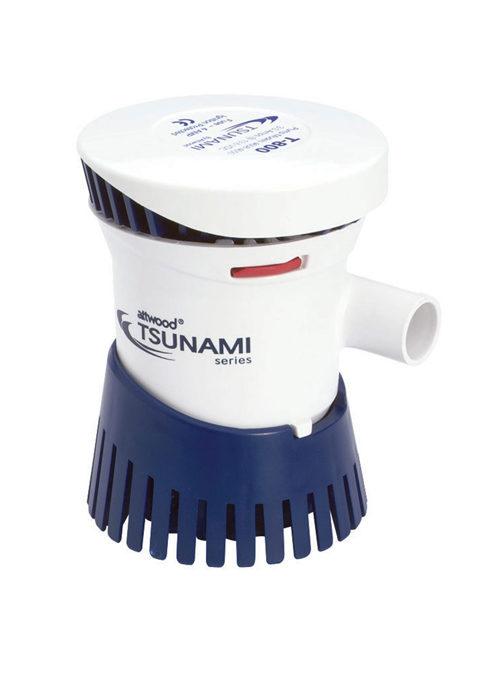 Attwood Tsunami 800GPH Cartridge Bilge Pump