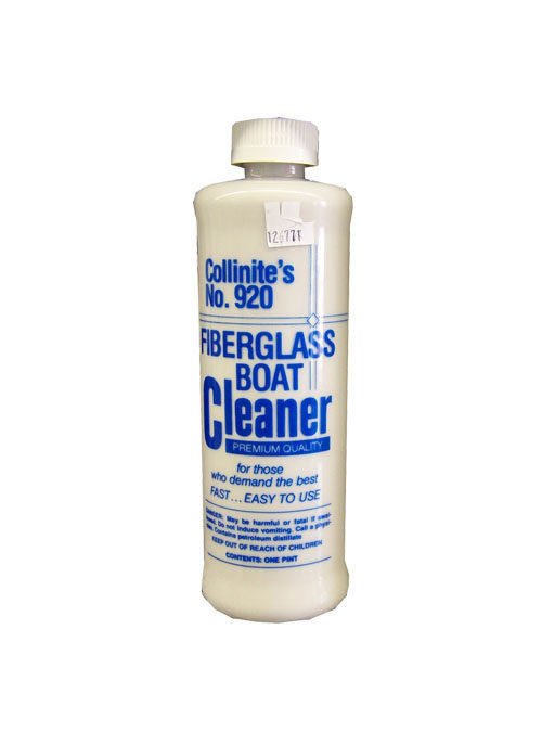 Collinite 920 Fiberglass Boat Cleaner