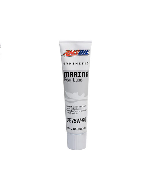 AMSOIL Synthetic Marine Gear Lube 75W-90 10oz