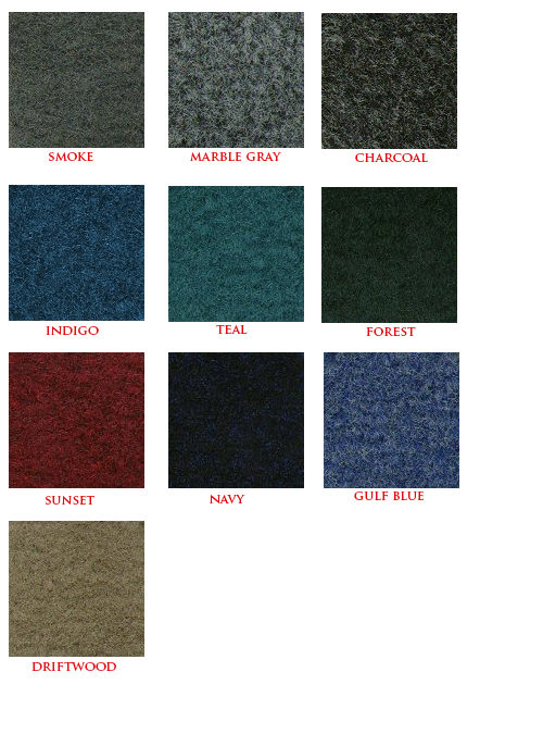 Dorsett Marine Carpeting Aqua Turf