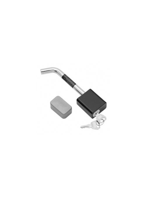 """Fulton Receiver Lock 1/2"""" for 2-1/2"""" square receivers"""