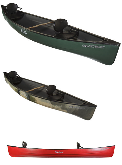 Old Town Guide Canoe