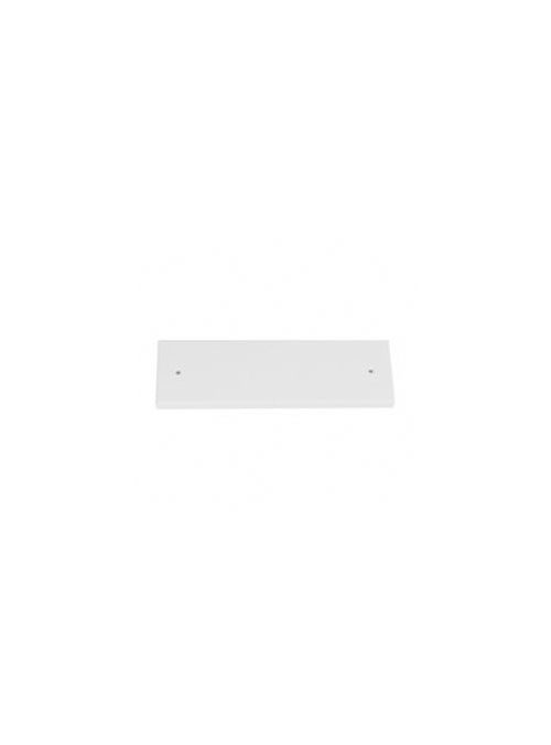 "Rig Rite Horizontal Transducer Plate 3.5""x12"" Gray"