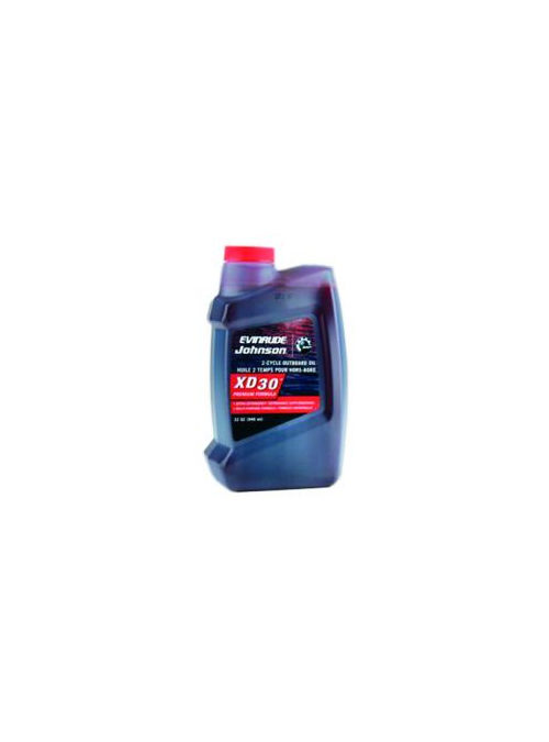 BRP Evinrude/ Johnson XD30 Outboard Engine Oil Qt