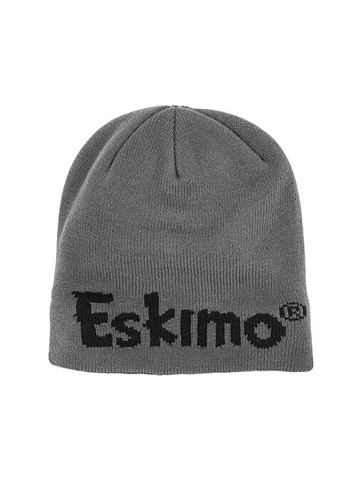 Eskimo Gray Knit Hat
