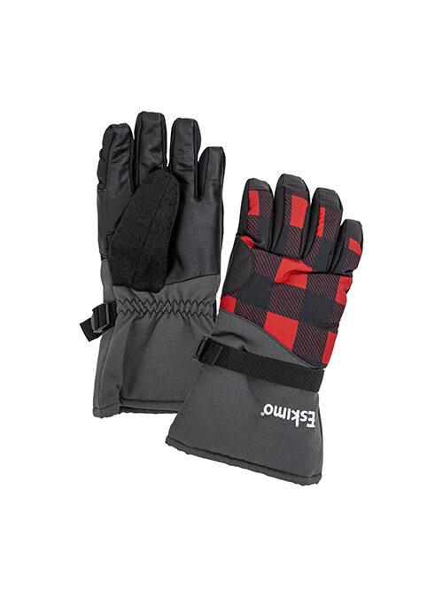 Eskimo Buffalo Plaid Glove