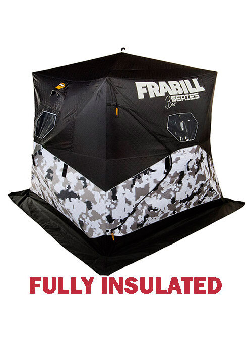 Frabill Bro Insulated Hub Ice Fishing House